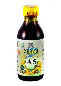 Madu Royal Jelly Ginseng