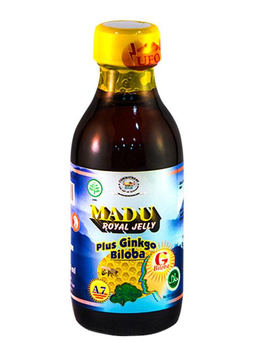 Madu Royal Jelly GG
