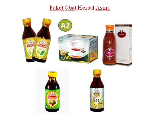 Obat Tradisional Penyakit Asma Herbal