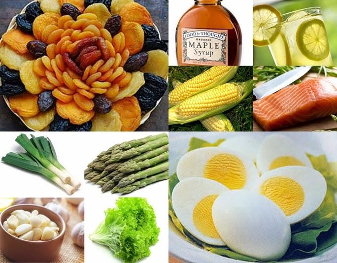 Pantangan Makanan Bagi Penderita Asma