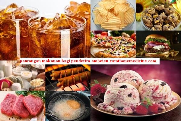 Pantangan Makanan Bagi Penderita Ambeien