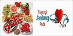 Pantangan Makanan Untuk Penderita Jantung Koroner